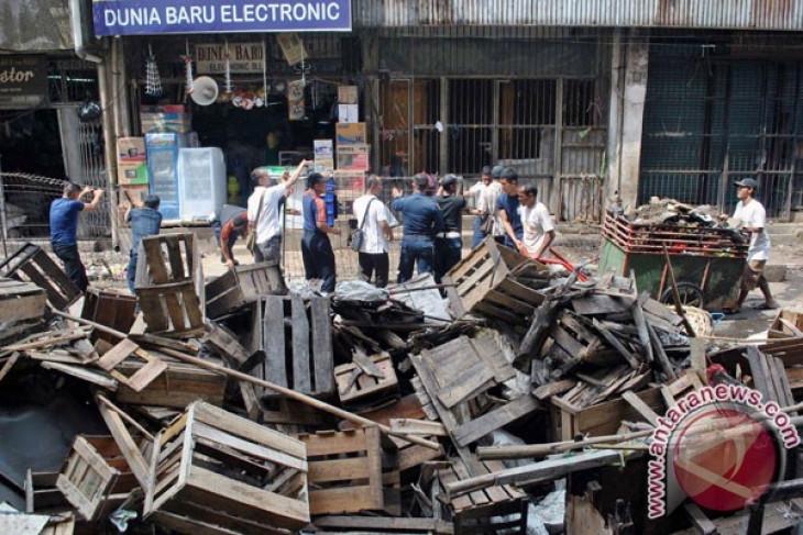 Pemkot Bogor kerahkan 400 personel gabungan bersihkan pasar