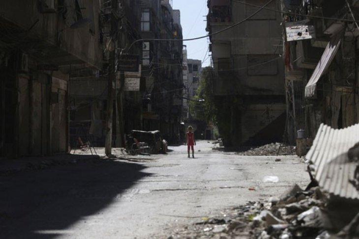 Militer Suriah desak warga sipil di Ghouta Timur agar mengungsi