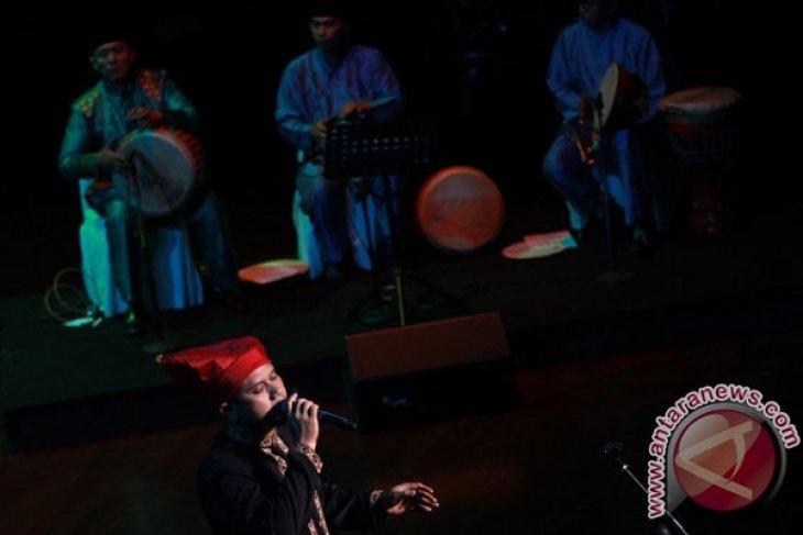 Jakarta Melayu Festival 2016 berlangsung meriah