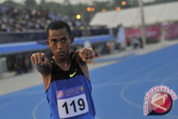 Agus Prayogo Juara Independence Day Run 17 K