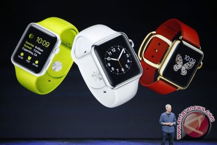 Apple Watch edisi emas diperkirakan bakal mahal