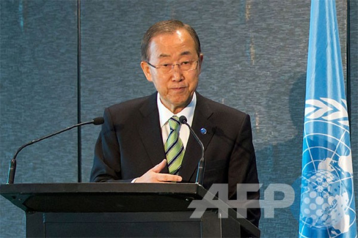 UN Secretary General expresses solidarity with Indonesian people