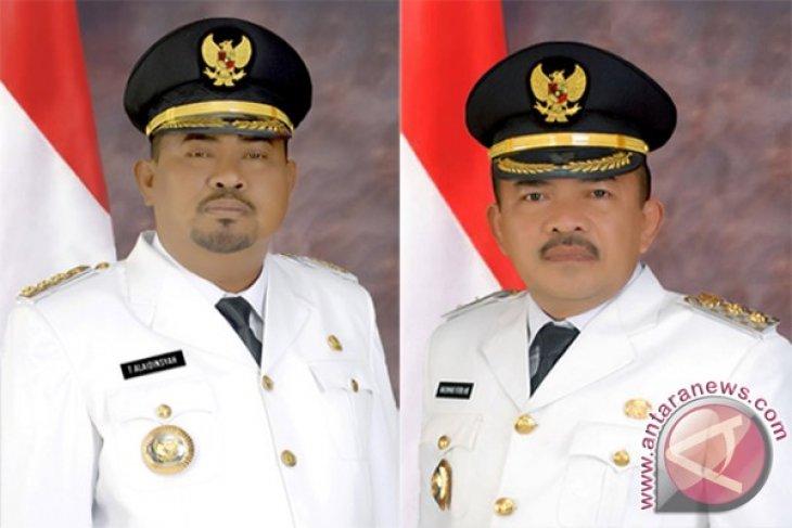 Dua Tahun Kepemimpinan Bbup_wabup_abaratupati dan Wakil Bupati Aceh Barat