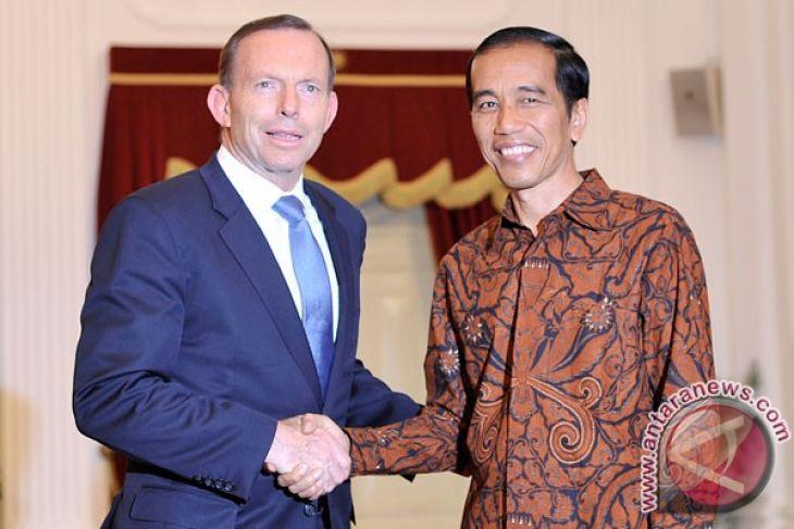 President Joko Widodo holds bilateral meeting with Tony Abbot