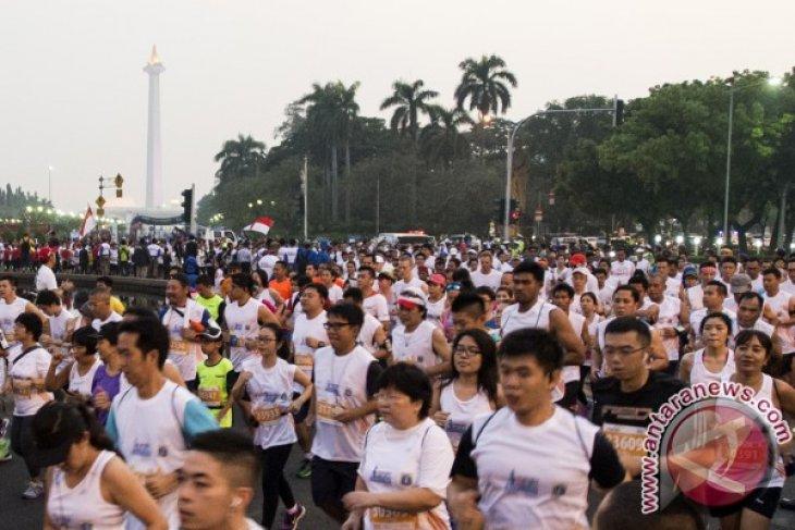 Jakarta Marathon diharapkan hadir setiap tahun
