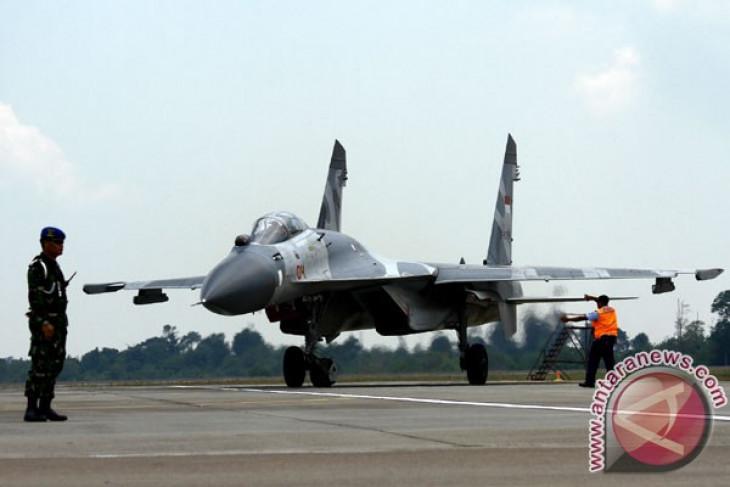 TNI AU ingin Sukhoi SU-35 pengganti F-5 Tiger