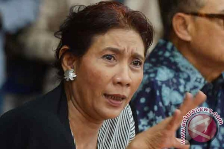 Support integration of local fishermen`s catch: Minister Susi