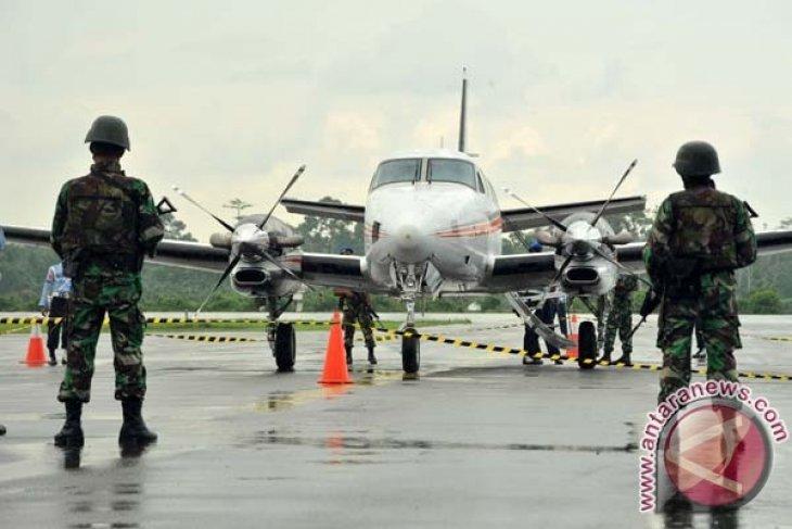 Pesawat asing dilarang terbang sembarangan di wilayah Indonesia