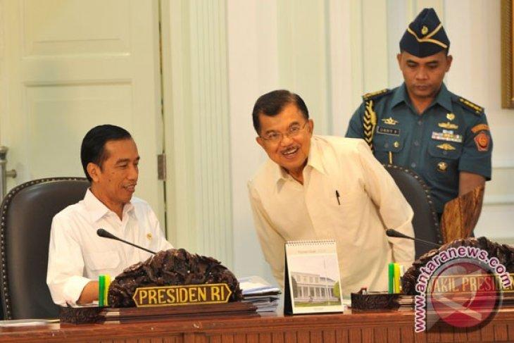 Presiden minta menteri fokus kerja pada tahun politik