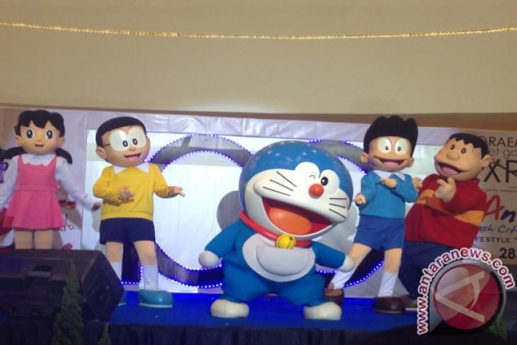 """Doraemon 100 Secret Gadget Expo"" resmi dibuka"