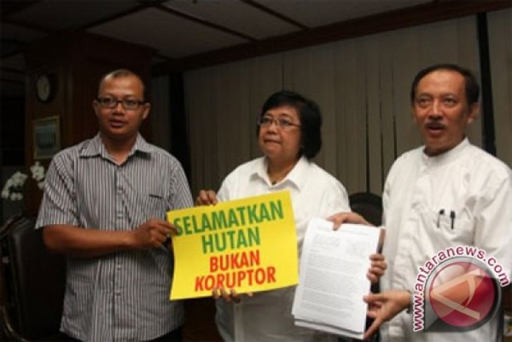 "Kementerian LHK gandeng ""stakeholder"" cegah kebakaran hutan"