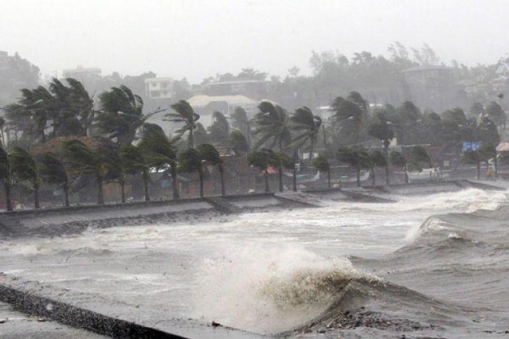 Empat tewas saat badai landa Filipina selatan