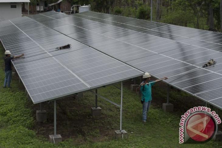Kem-ESDM bangun PLTS kapasitas 150 KW di Maybrat Papua Barat