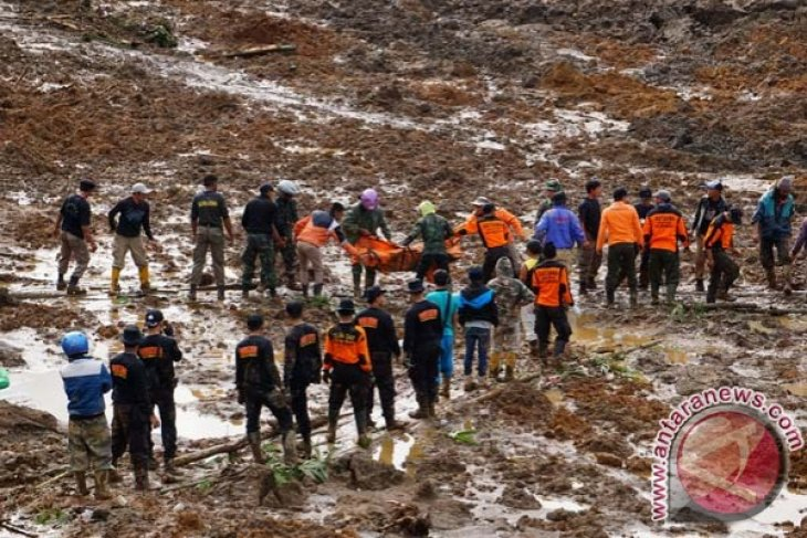 Death toll in C Java landslide increases to 39