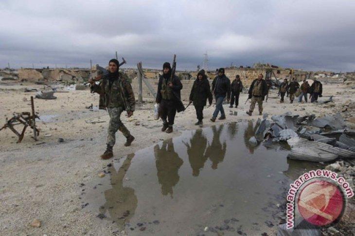 Ledakan di perbatasan Suriah-Jordania, 23 tewas