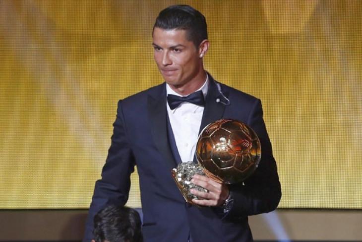 Transfer Ronaldo dalam cuitan pisah sambut