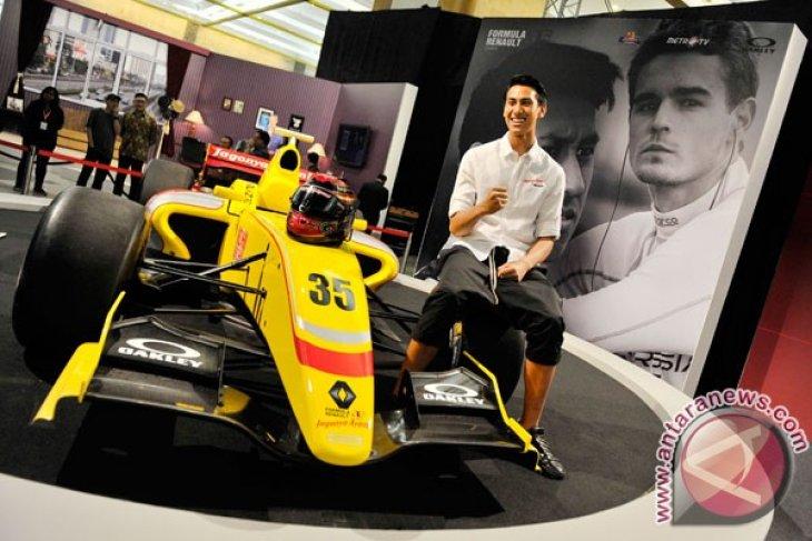 Menanti gebrakan Sean dalam kejuaraan Formula Renault