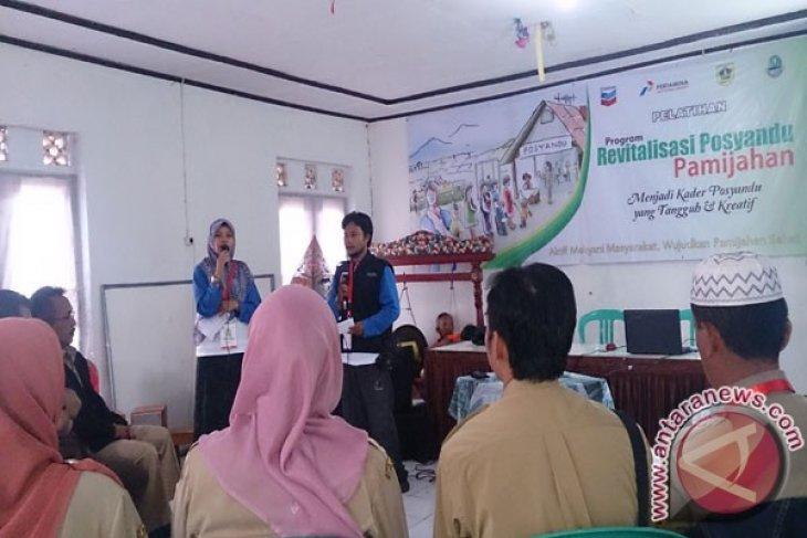123 Kader kesehatan ikuti program Revitalisasi Posyandu