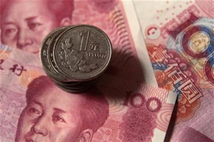 Yuan Tiongkok menguat jadi 6,2884 terhadap dolar AS