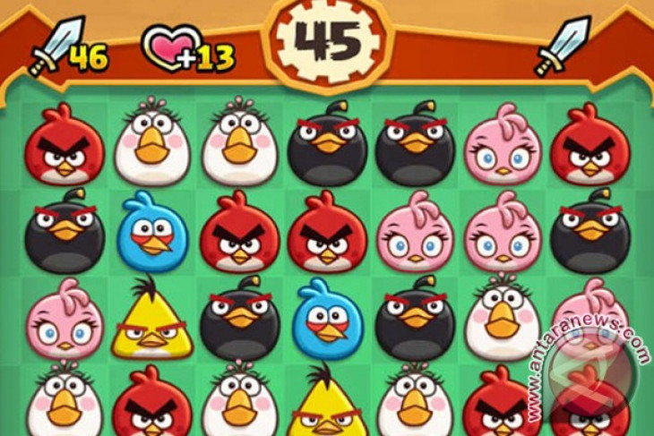Angry Birds ingin saingi Candy Crush?