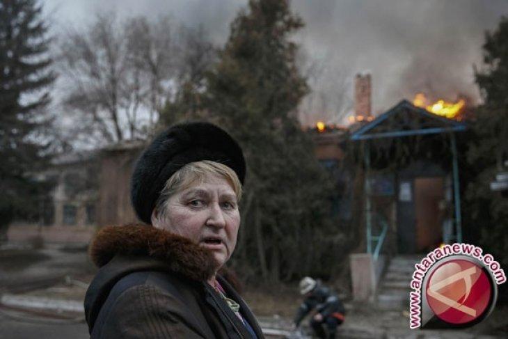 Ukraina Tetap Membara Meski sedang Gencatan Senjata