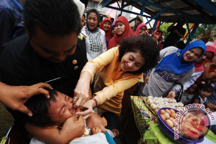 KLB difteri haruskan masyarakat terima imunisasi