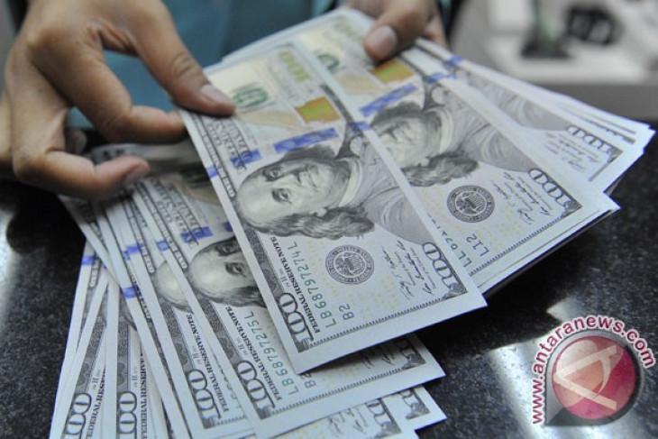Dolar AS menguat didukung data positif sektor jasa