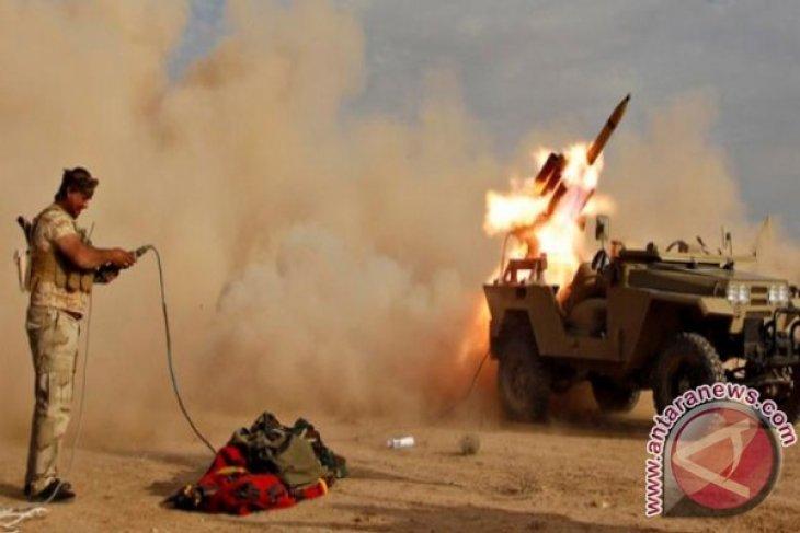Pasukan Keamanan Irak Gagalkan Serangan IS Terhadap Tikrit