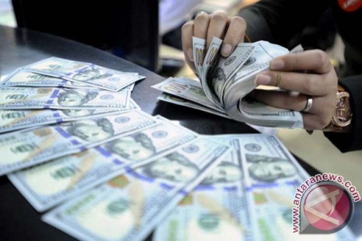 Dolar AS melemah terhadap mata uang dunia