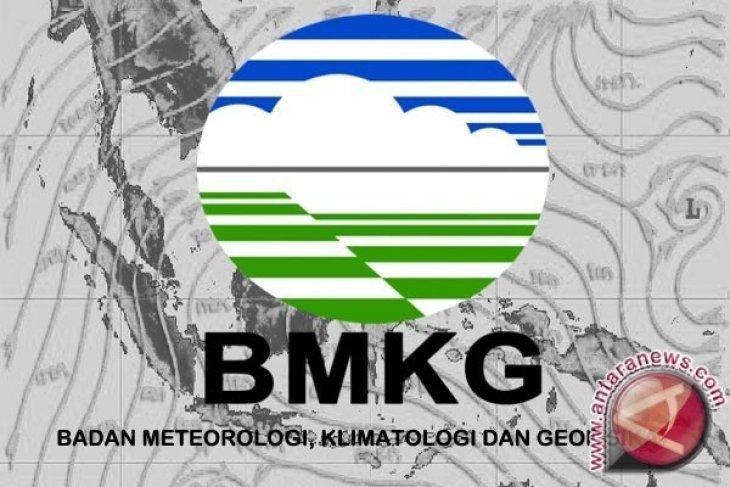BMKG memprakirakan cuaca Bogor cerah berawan