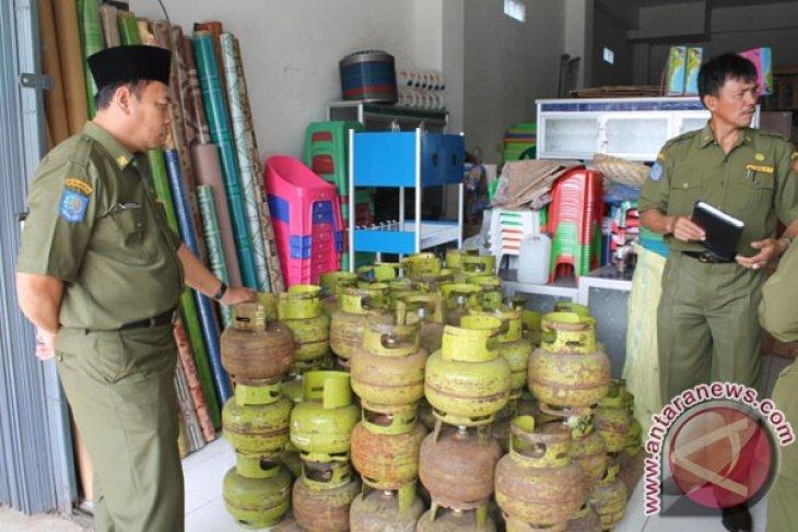 Harga Gas Tiga Kilogram Capai Rp28.000/tabung