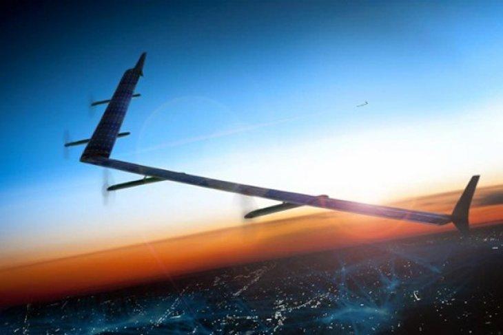 Borneo Skycam hadirkan drone energi surya