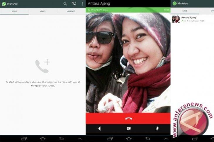 Fitur Panggilan Suara WhatsApp Kini Hadir di Android