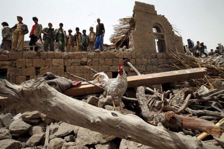 20 tewas dalam serangan pimpinan Saudi terhadap Al-Houthi