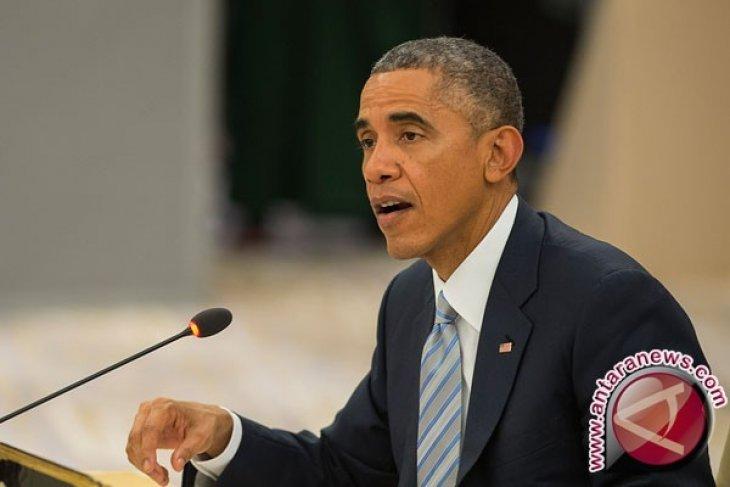 Obama sebut keputusan Trump soal Iran