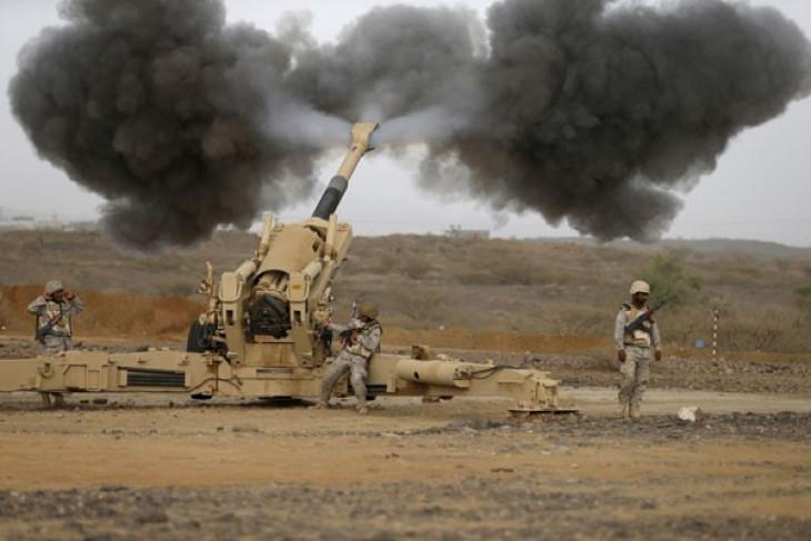 Arab Saudi cegat tembakan rudal dari Yaman