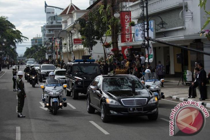 Istana: mobil RI-1 mogok karena faktor umur