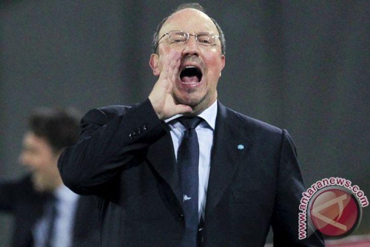 Benitez: Newcastle butuh delapan poin untuk bertahan di Liga Inggris