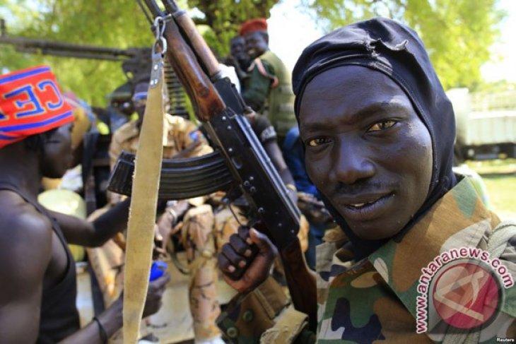 Pemberontak Sudan Selatan Rebut Kilang Minyak
