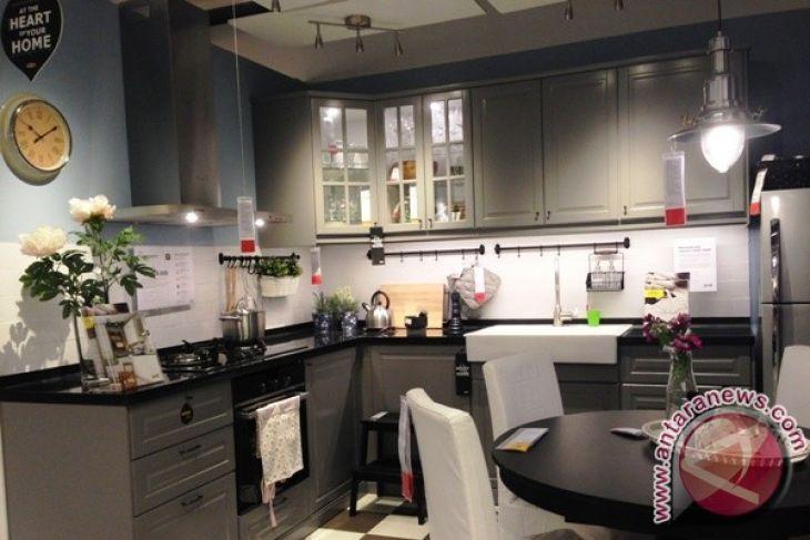 IKEA perkenalkan sistem dapur Metod