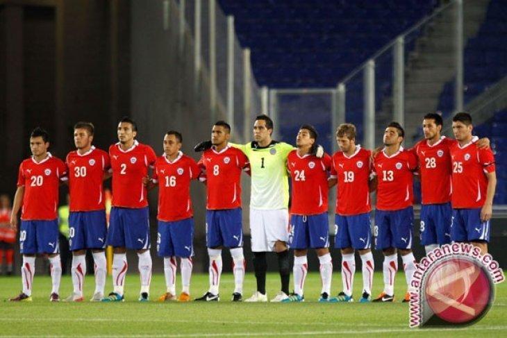 Jelang lawan Jepang, Arturo Vidal sebut Chile adalah tim yang ditakuti