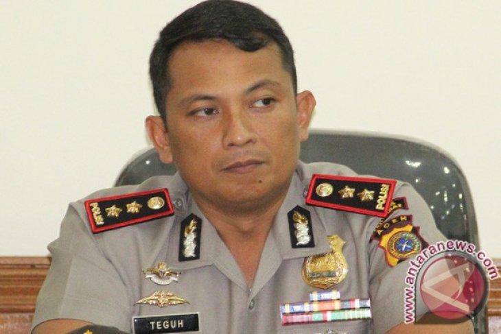 Polisi Aceh Barat memburu pembakar lahan gambut