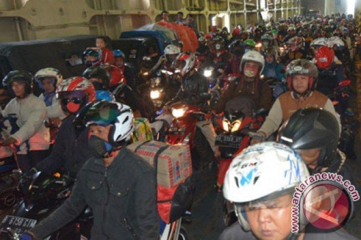 Over 381 thousand make Sumatra to Java trip for Lebaran
