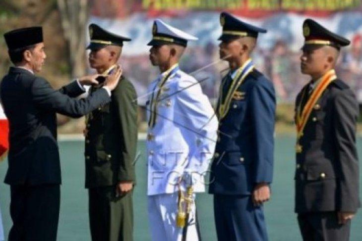 PRASETYA PERWIRA TNI-POLRI Foto Page 1