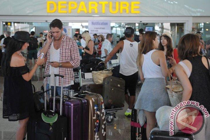 Foreign tourist arrivals up 2.69% until July