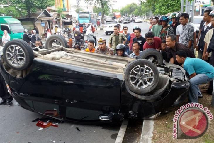 Angka kecelakaan lalu-lintas Indonesia termasuk tinggi di ASEAN