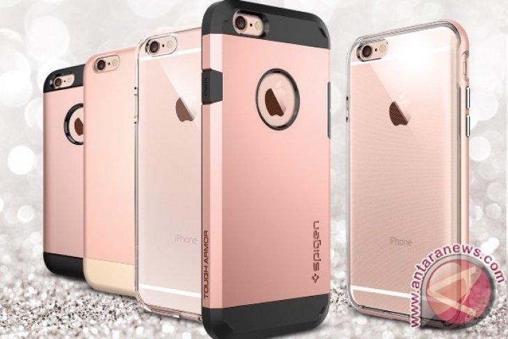 Rose Gold Jadi Pilihan Warna iPhone Terbaru