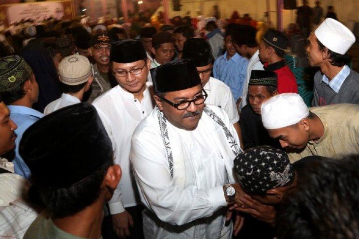 Rano Ajak Kerukunan Keluarga Sulsel Bangun Banten