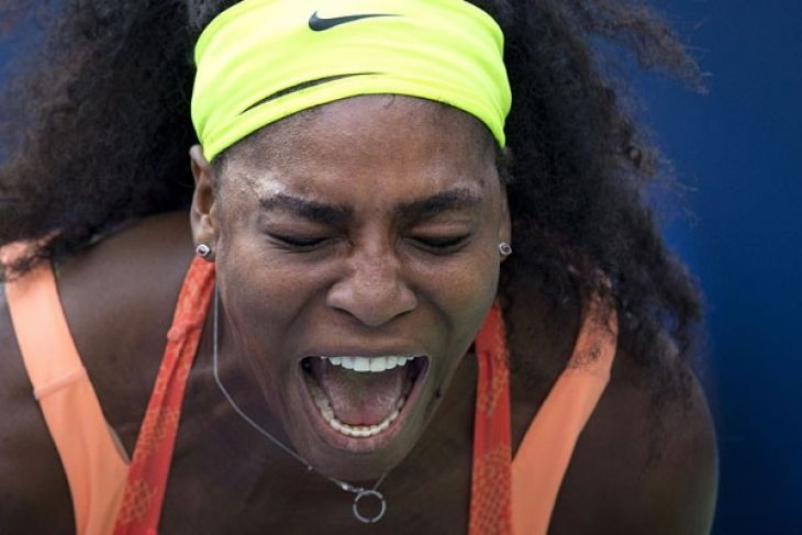 Serena Williams masih memimpin di daftar peringkat WTA Tour