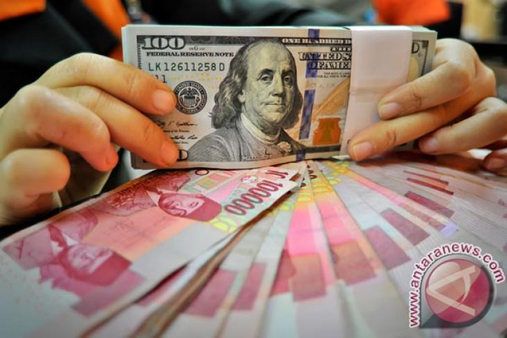 Rupiah melemah 18 poin seiring depresiasi mata uang Asia